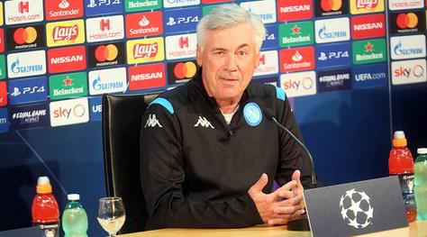 """Ancelotti: """"Napoli con più qualità dello scorso anno, Liverpool migliore squadra d'Europa"""""""