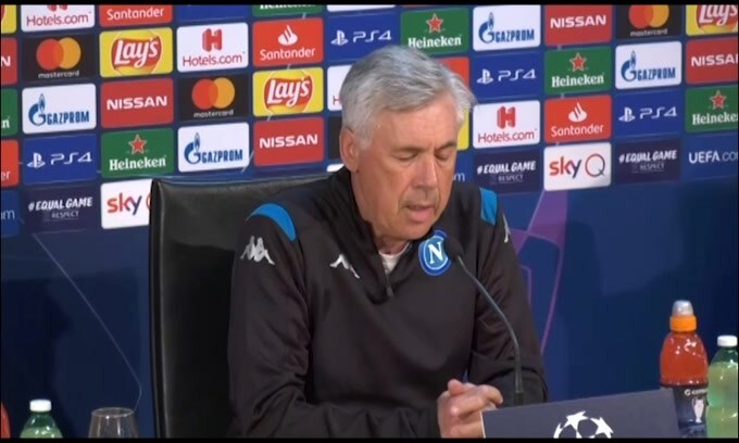 """Ancelotti: """"Lozano ragazzo umile, sono sicuro che farà bene"""""""