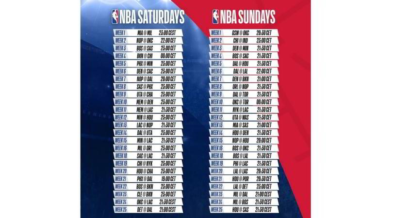 Sky-NBA, accordo rinnovato: il basket Usa in Italia per altri quattro anni
