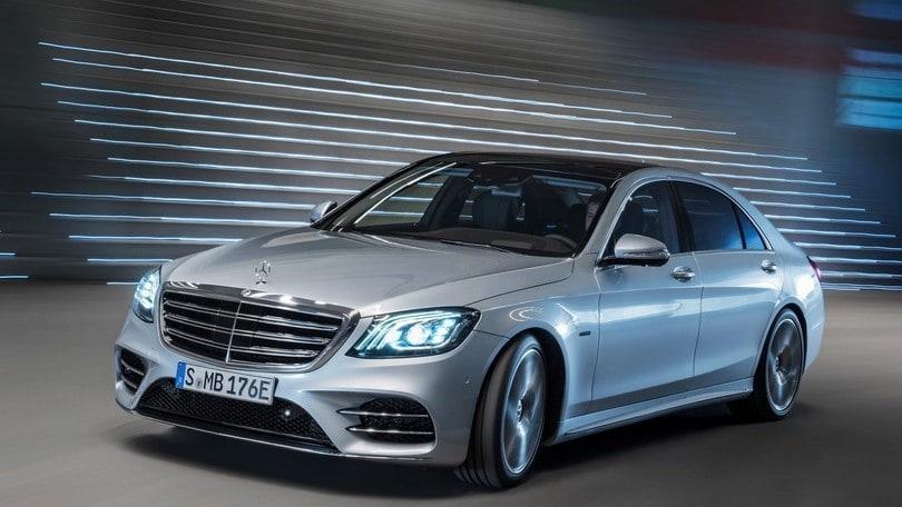 Nuova Mercedes Classe S attesa per il 2020