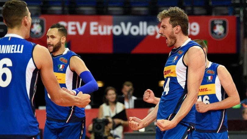 Europei Di Basket Calendario.Pallavolo Ultime News Calendari E Dirette Corriere