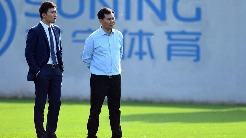 Evergrande nuovo sponsor di maglia dell'Inter?