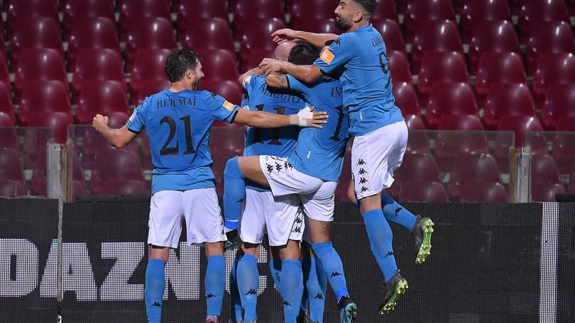 Inzaghi s'aggiudica il derby campano: Salernitana-Benevento 0-2