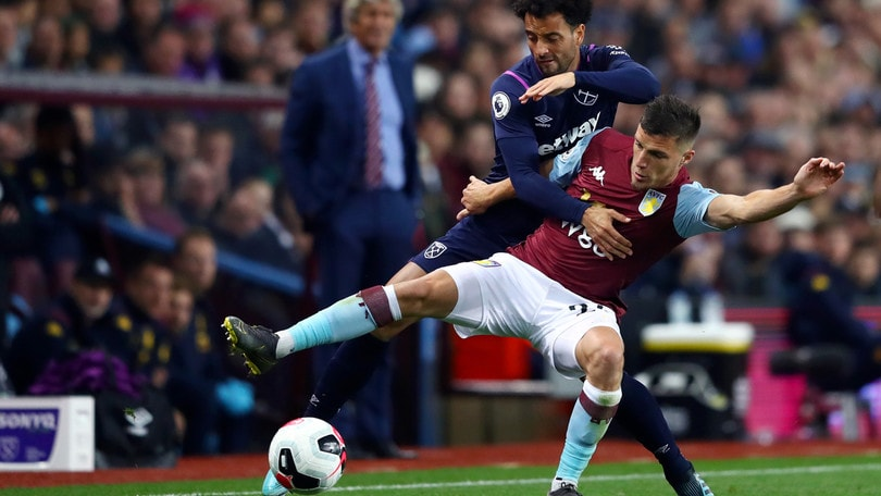 Premier League, Aston Villa-West Ham 0-0 nel Monday night