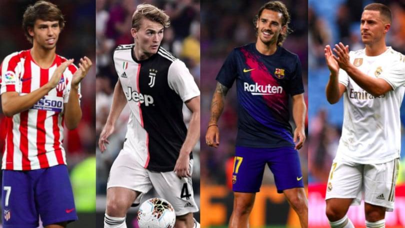 Champions League, chi ha speso di più?