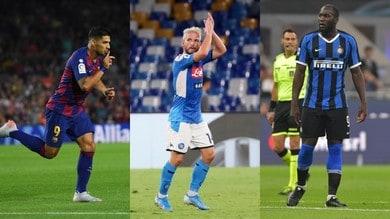 Champions League: tutte le probabili formazioni delle partite di stasera