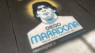 """Diego Maradona"", le foto dall'anteprima stampa"