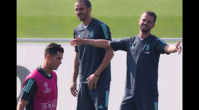 Juve, Pjanic: salgono le quotazioni per l'Atletico Madrid