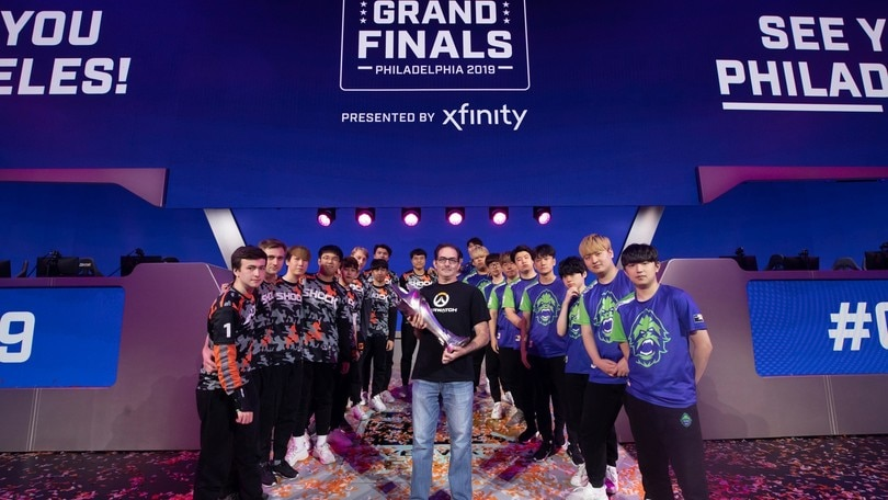 Overwatch League: Riassunto dei playoff