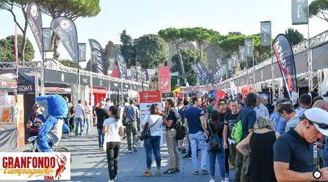 Granfondo Campagnolo: ecco il Villaggio Expo