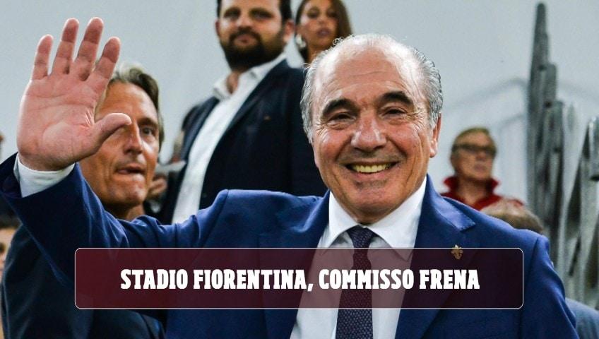 Fiorentina, Commisso pessimista sullo stadio