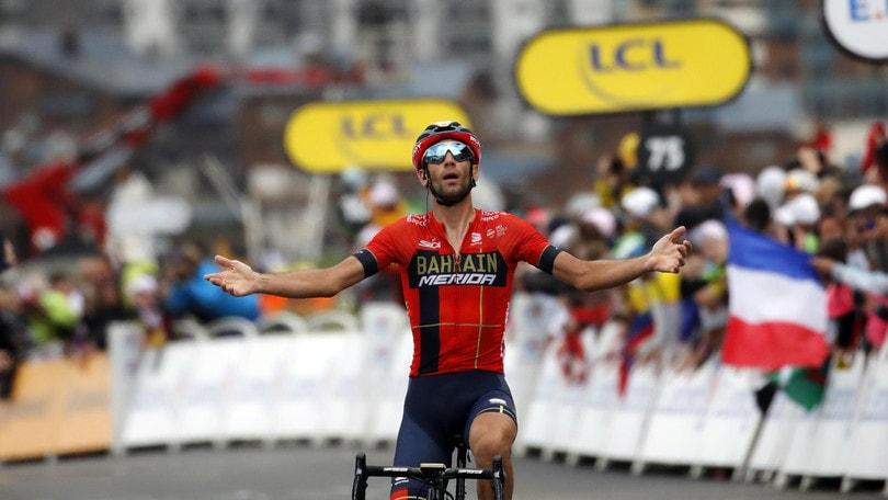 Nibali rinuncia ai Mondiali di ciclismo: