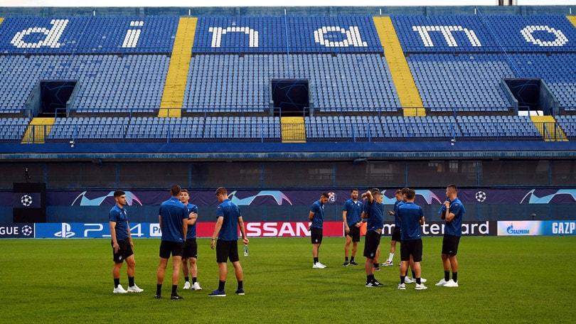 Diretta Dinamo Zagabria-Atalanta ore 21: formazioni ufficiali e dove vederla in tv