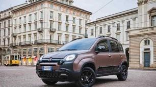 Fiat Panda Trussardi: le foto