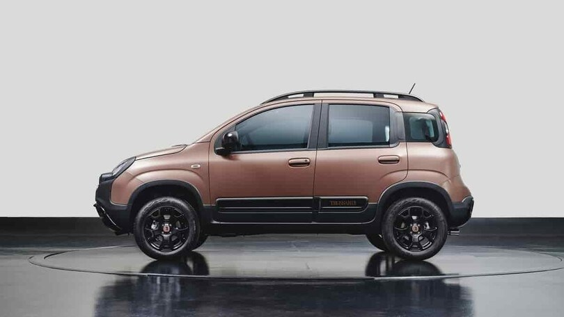 Fiat Panda Trussardi, l'auto popolare diventa luxury