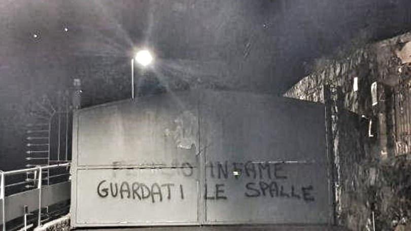 Sampdoria, Ferrero minacciato: