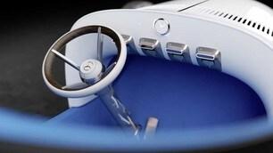 Vision Mercedes Simplex: le foto