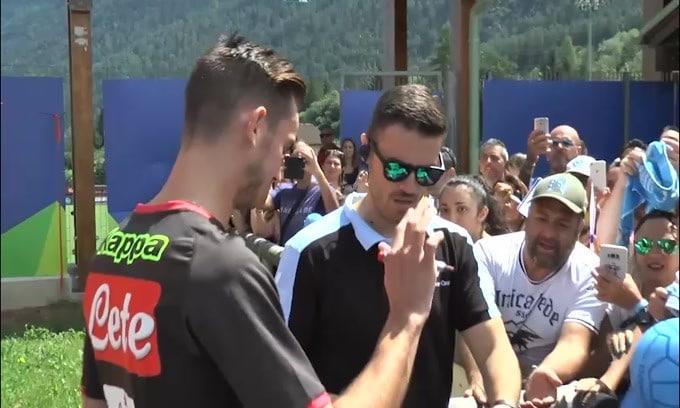 Napoli, Fabian Ruiz attrae i club europei
