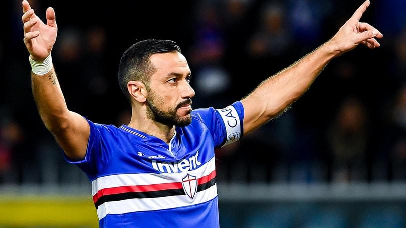 """Quagliarella: """"Riabbracciare i tifosi del Napoli? Sarebbe la giusta fine"""""""
