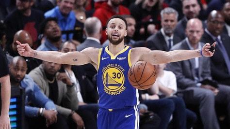 Curry vuole Tokyo 2020: