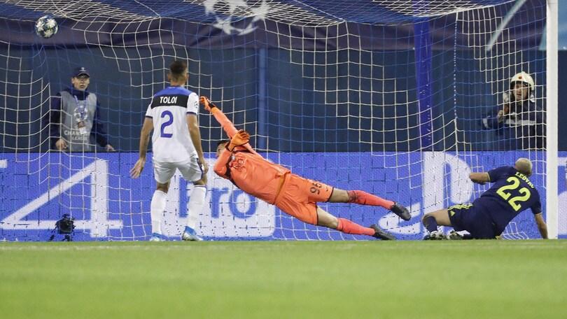 Atalanta, esordio da incubo in Champions: 4-0 dalla Dinamo