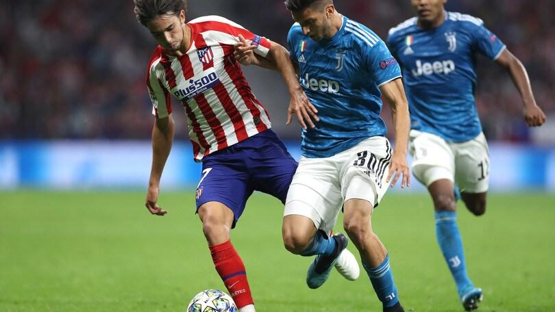 Champions League Atletico Madrid-Juve 2-2, il tabellino