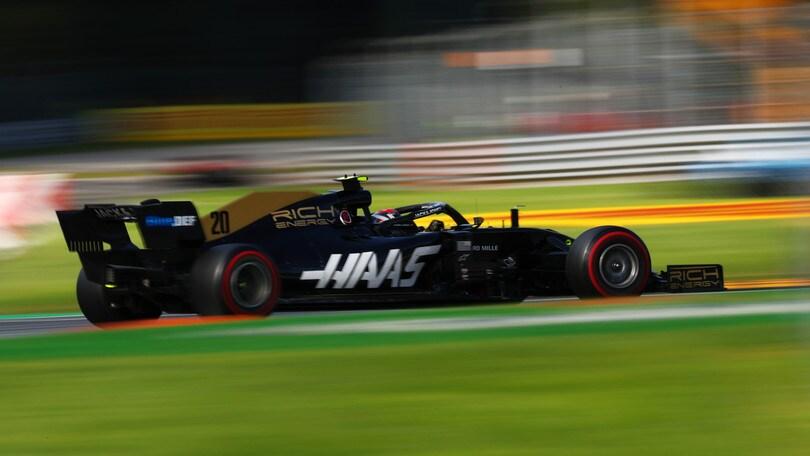 F1, Grosjean e Magnussen ancora con la Haas