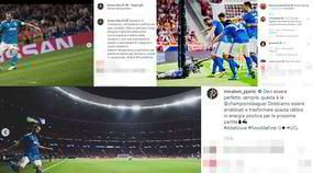 Juve, le reazioni social dei giocatori dopo il pareggio con l'Atletico