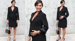 Flavia Pennetta in dolce attesa: che eleganza per la Fashion Week