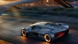 Lamborghini Terzo Millennio: gli scatti