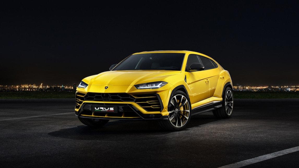 Lamborghini Urus, FOTO