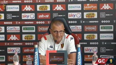 """Andreazzoli: """"A Cagliari senza limiti"""""""