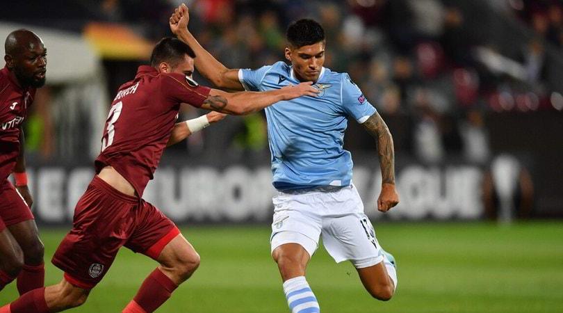 Europa League Cluj-Lazio 2-1, il tabellino