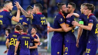 Roma, che poker al Basaksehir: esordio super in Europa League