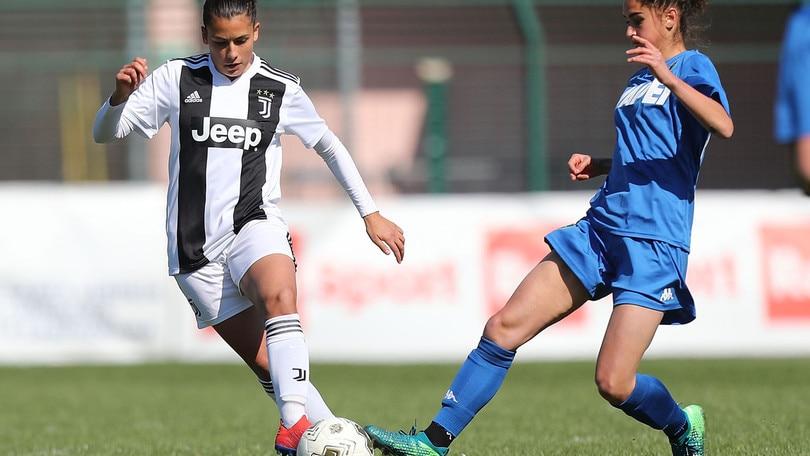 Serie A femminile: Sabato si affrontano Sassuolo - Juventus