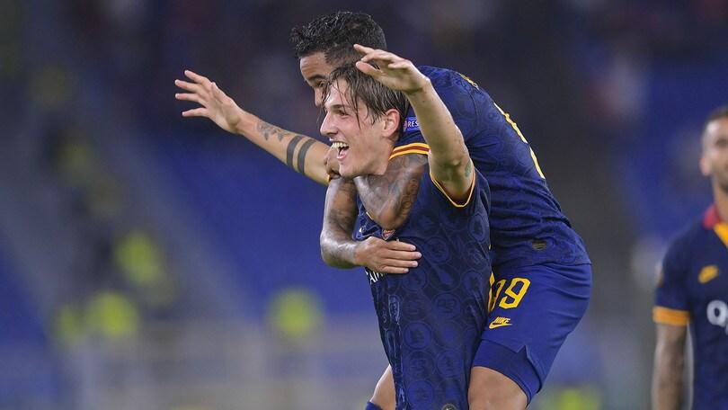 Zaniolo show a un anno dall'esordio: è nella top 11 dell'Europa League