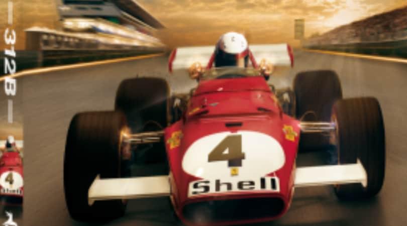 Ferrari 312B disponibile anche in home video