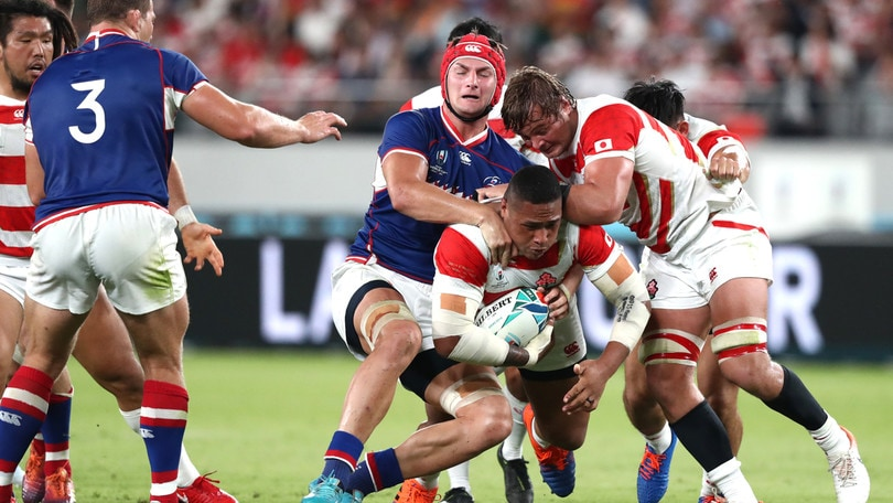 Mondiale di rugby, Giappone-Russia 30-10 nel match inaugurale