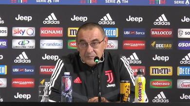 """Sarri: """"Ramsey più avanti di Rabiot. Anche Platini..."""""""