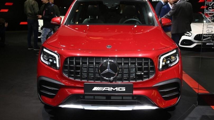 Mercedes EQB, l'elettrico nasce dal GLB