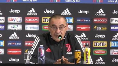 """Sarri: """"Tifosi? Da Bernardeschi risposta esemplare"""""""