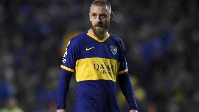 Boca, si ferma De Rossi: salta il San Lorenzo