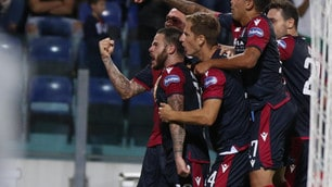 Festa Cagliari alla Sardegna Arena: 3-1 al Genoa
