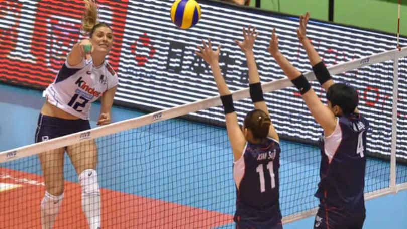 Francesca Piccinini annuncia il suo addio al volley