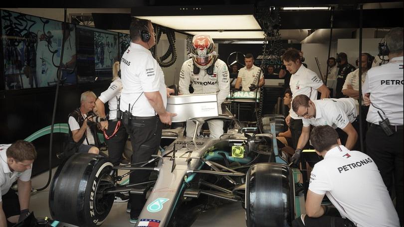 """Hamilton vuole la pole: """"Possiamo migliorare"""""""