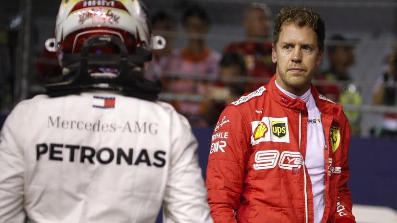 Gp Singapore, Vettel: