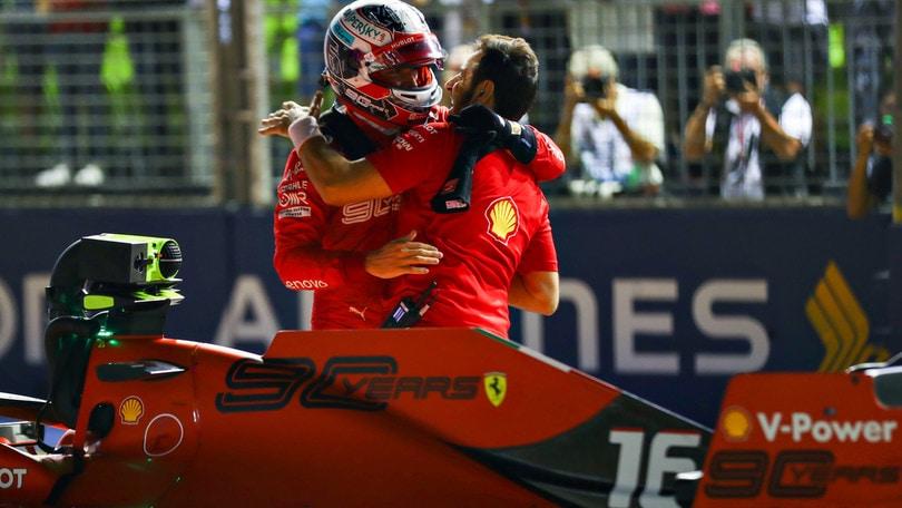 """Gp Singapore, Binotto: """"Leclerc è in fiducia, Vettel deve essere contento"""""""