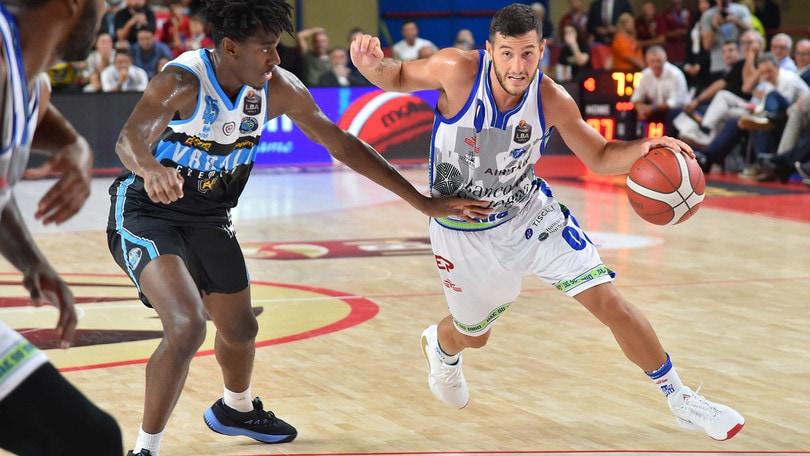 Supercoppa di basket, il Banco di Sardegna Sassari in finale
