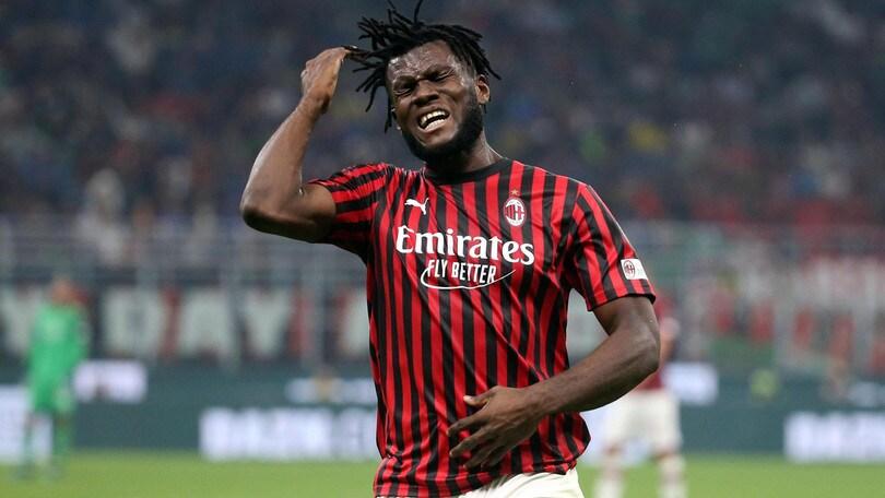 Milan, Kessie salta la Juve per scelta tecnica