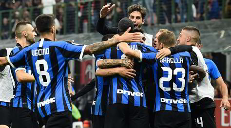 Milan-Inter 0-2: Conte vince il derby con Brozovic e Lukaku